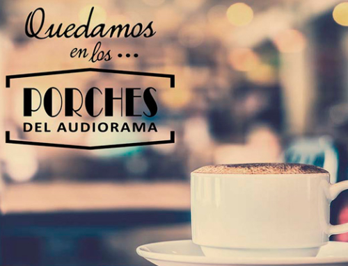 Comun. Los Porches del Audiorama