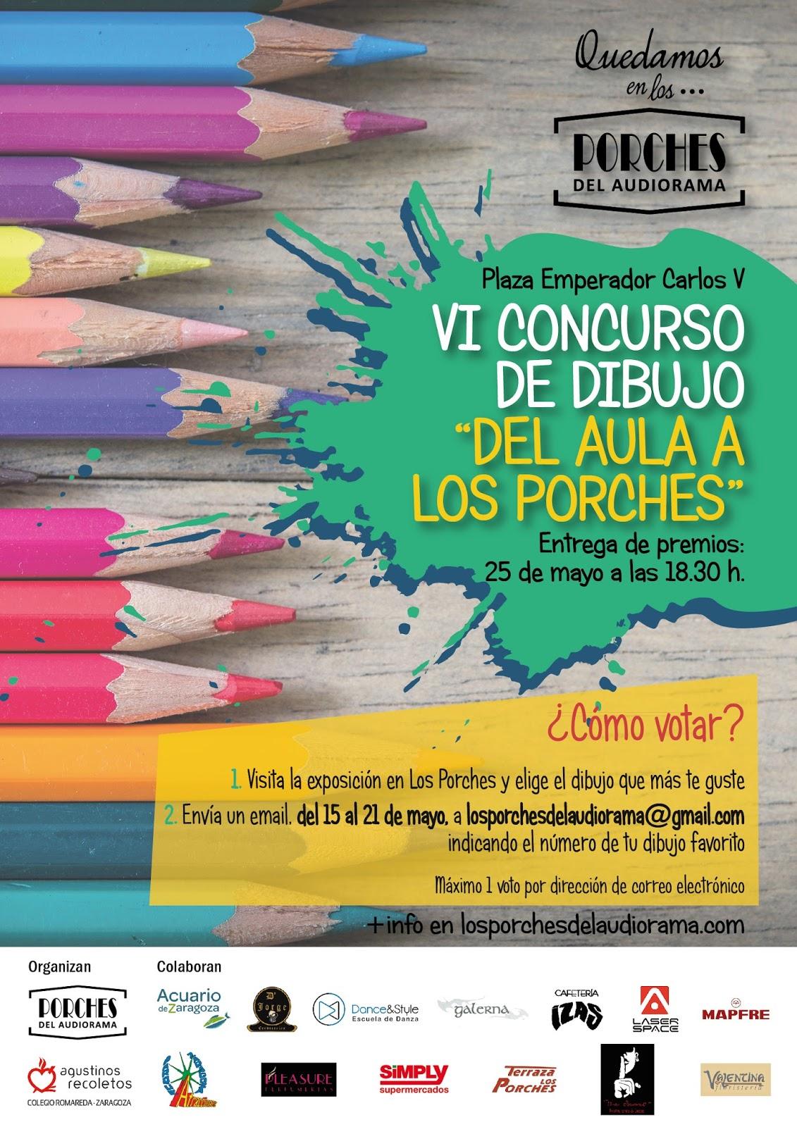 Cerca de 700 escolares del colegio romareda participan en - Concurso de dibujo 2017 ...