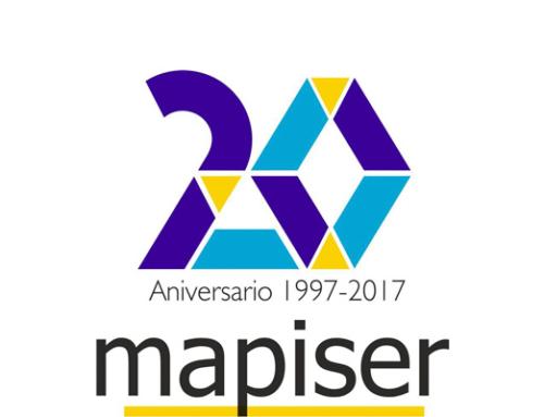 20 aniversario de Mapiser