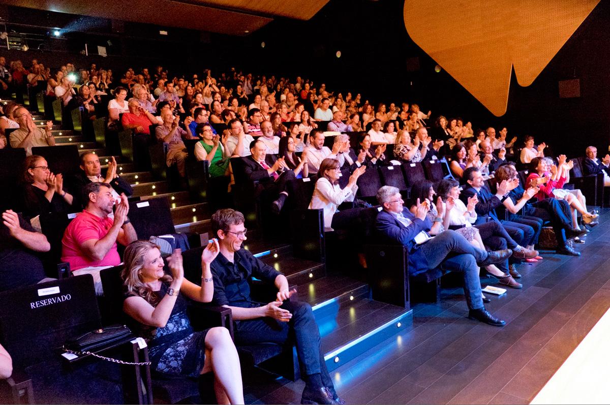 Gala de conmemoración del 15 aniversario de KAIRÓS