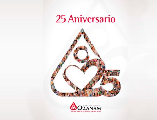 Gala 25 Aniversario Fundación Ozanam