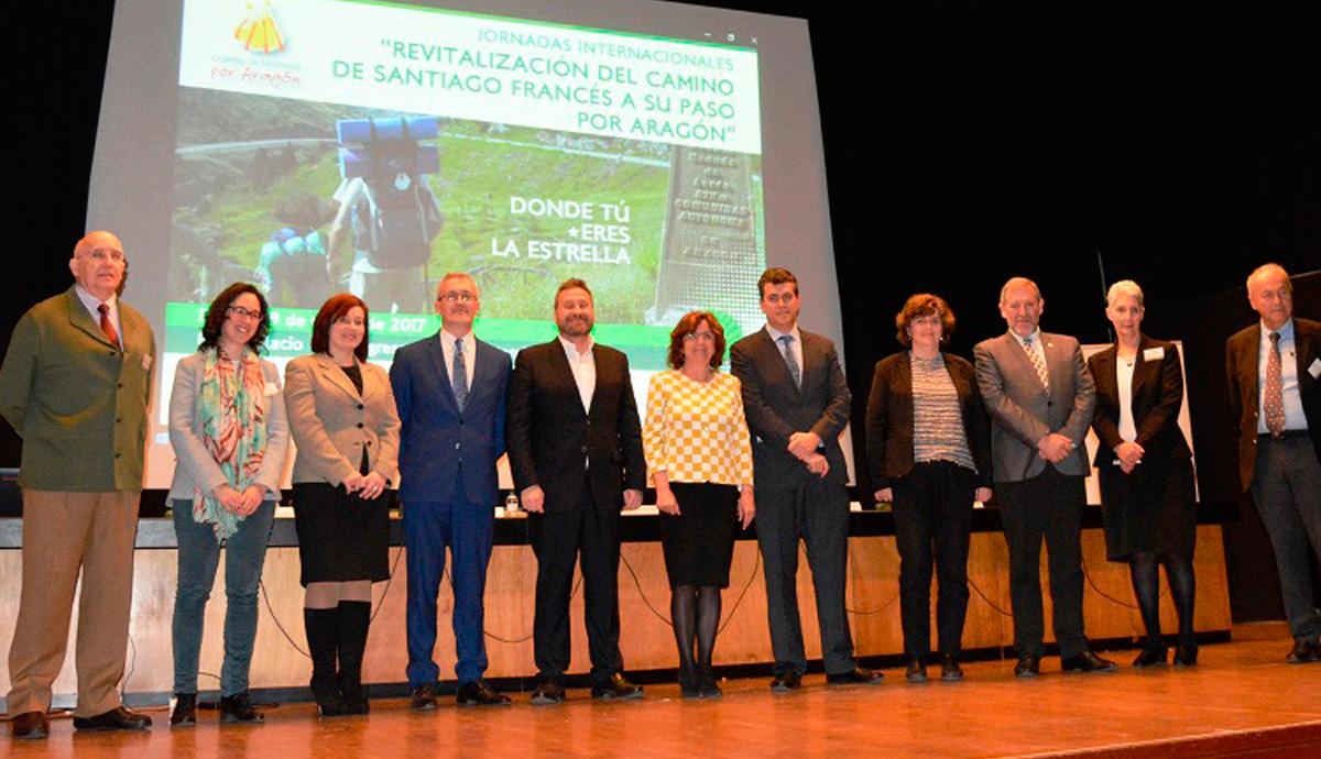Jornadas de Revitalización de Camino de Santiago por Aragón