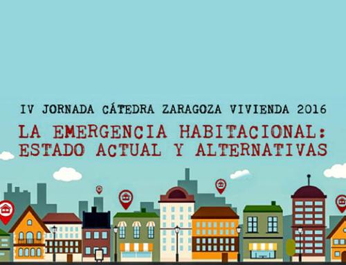Cátedra Zaragoza Vivienda 2016