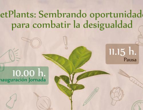 Jornada Netplants – Fundación El Tranvía