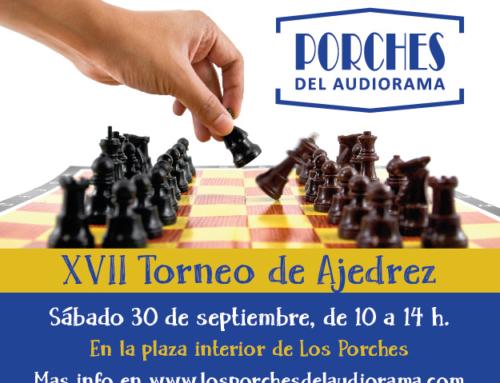 Mañana sábado, más de 130 pequeños estrategas se miden en el XVII Torneo de Ajedrez Los Porches del Audiorama