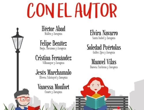 """Elvira Navarro, Héctor Abad y Soledad Puértolas, protagonistas de la segunda fase del ciclo """"Conversaciones con el autor"""""""