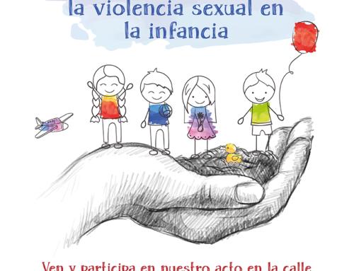 """Fundación Más Vida convoca el domingo a la ciudadanía a movilizarse contra la violencia sexual infantil bajo el lema """"Haz la diferencia. Actúa"""""""
