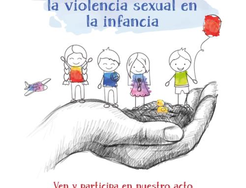 Fundación Más Vida convoca el 1 de febrero a los turolenses a movilizarse contra la violencia sexual infantil