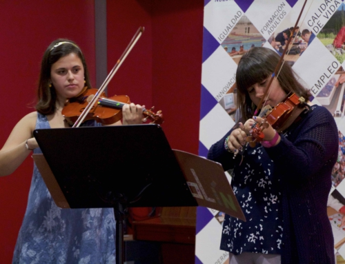 """Este domingo, primer concierto de la temporada del innovador proyecto """"Música con violín"""" de Fundación CEDES"""