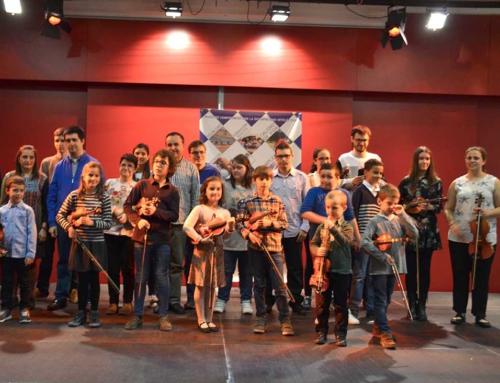 """El proyecto """"Música con violín"""" de Fundación CEDES crece en talento e inclusión"""