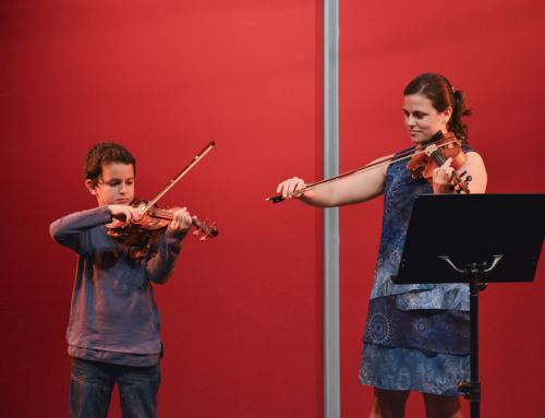 La violista Julia Lorenzo impulsa el Espacio Betovi en Zaragoza, un modelo innovador e inclusivo para vivir la música en todos los sentidos
