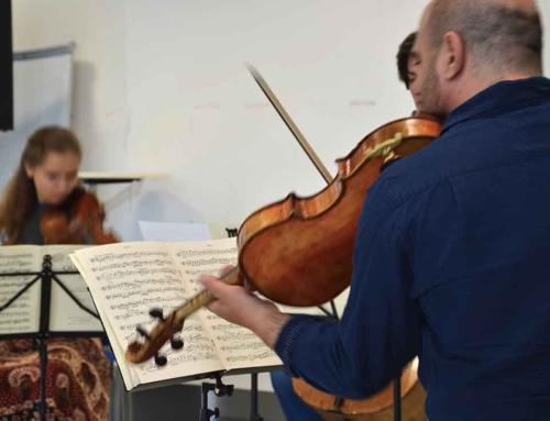 """Avri Levitan invita """"a vivir una experiencia musical y social"""" en el VI Festival Internacional de Musethica"""
