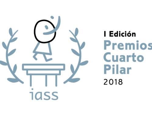 I Edición Premios Cuarto Pilar IASS