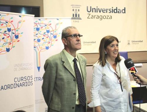 La universidad de Zaragoza estrena la nueva edición de los Cursos Extraordinarios de verano, que llegarán a 20 localidades aragonesas