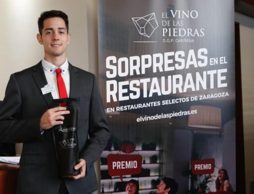 """La campaña """"Sorpresas en el restaurante"""" de la D.O.P. Cariñena registra este año un 10 % más de participación y repartirá hasta el sábado más de 1200 premios"""