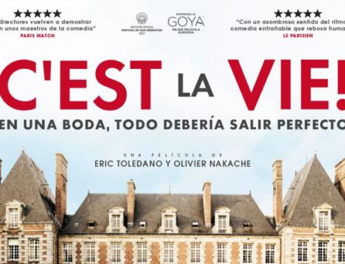 """Con la proyección de """"C'est la vie"""" se clausura el próximo martes, 20 de noviembre el ciclo """"Cine y protocolo"""""""