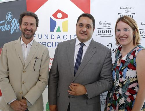 """Los Porches del Audiorama y el Real Zaragoza se vuelcan en el programa """"Cuidar-te"""" de la Fundación Porque Viven"""