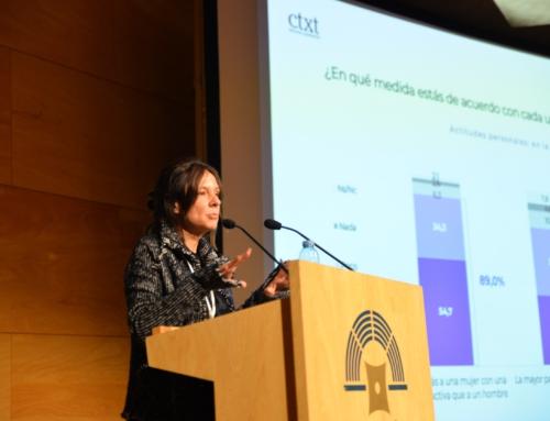 Más de la mitad de la población española se considera feminista y un 75% de las mujeres aboga por una Justicia con perspectiva de género