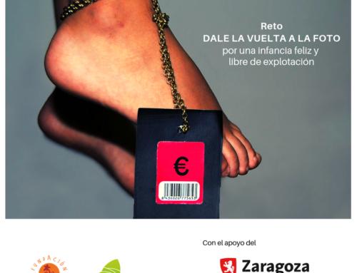 Reto Hunteet con Fundación Más Vida contra la explotación infantil.