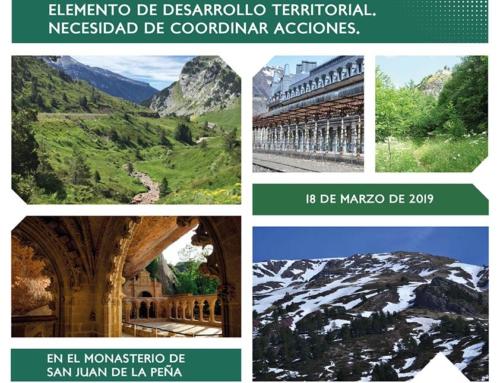 """II Jornada Internacional  """"El Camino de Santiago: Elemento de desarrollo territorial. Necesidad de coordinar las acciones"""""""