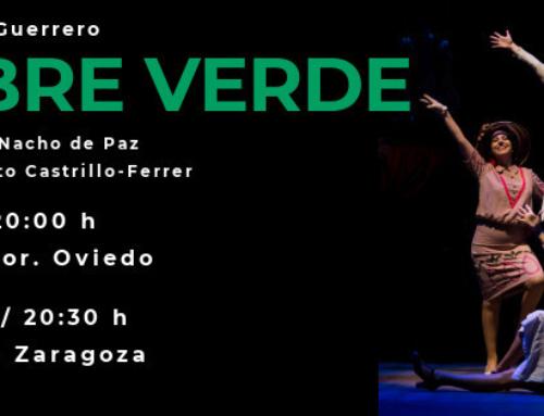 'El sobre verde' sale a escena en el Teatro Campoamor con su singular versión del clásico musical de los años 20