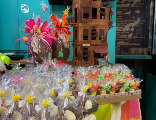 Chocolates Capricho estrena la Pascua con una campaña llena de arte y dulce solidaridad con Fundación CEDES