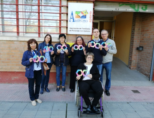 """Fiesta """"infinita"""" de Autismo Aragón para reivindicar """"una dinámica nueva para el autismo"""""""