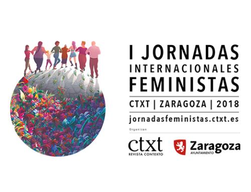 I Jornadas FeministasZaragoza