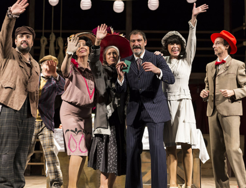 El Teatro Principal abre su foso para la orquesta de 'El sobre verde', que llega este mes a Zaragoza convertido en comedia musical con tintes de revista