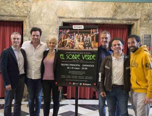 """Alberto Castrillo-Ferrer: """"'El sobre verde' es todo un viaje musical que comienza en zarzuela y acaba en jazz"""""""