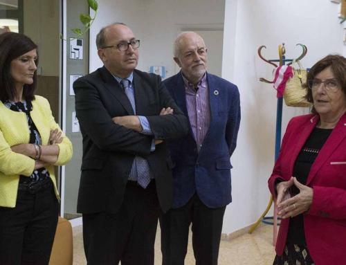 La consejera María Victoria Broto felicita a Fundación CEDES por su modelo y proyectos para promover las competencias e inclusión de las personas con discapacidad intelectual