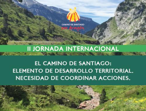 II Jornada Camino de Santiago por Aragón