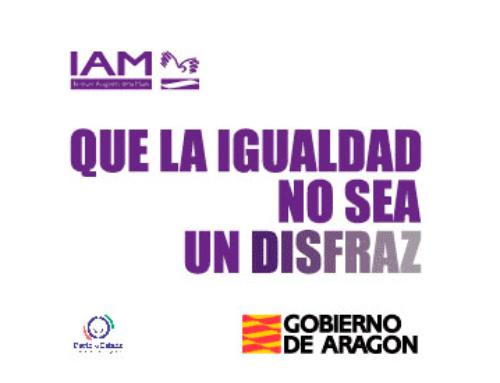 El IAM lanza una nueva campaña que anima a los hombres a implicarse en la lucha contra la desigualdad que sufren las mujeres