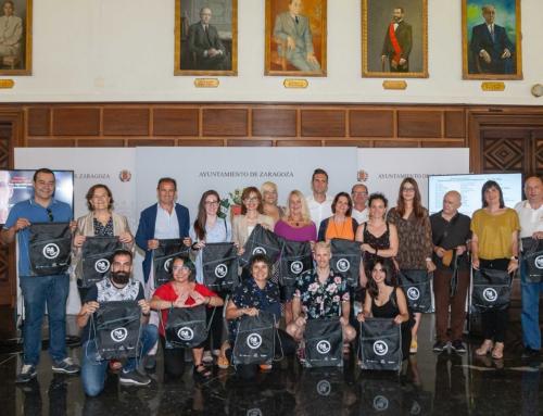 Ayuntamiento, establecimientos de ocio y peñas de Zaragoza suman fuerzas contra las agresiones sexistas.