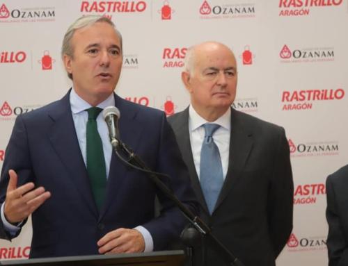 El Rastrillo Aragón ha abierto hoy dispuesto a batir récords solidarios
