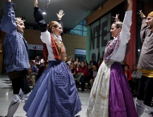 Del 7 al 13 de octubre, las Fiestas del Pilar se viven en Los Porches del Audiorama con jotas, música en directo, danza, artesanía y moda