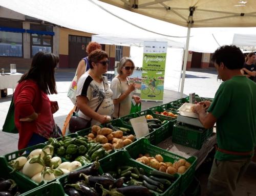 """Este jueves, """"La mejor receta para cuidar el planeta"""" se cocina en el Mercado agroecológico y local norte Teruel"""