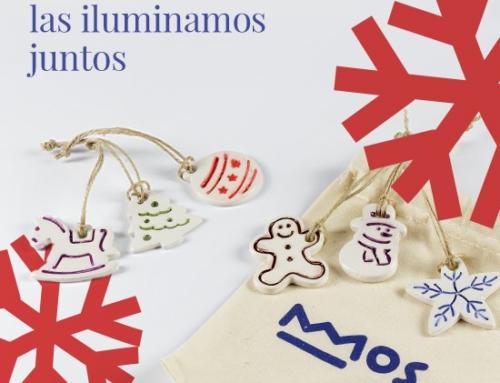 """Mañana jueves 28: """"La tienda de Mos"""" llega al Hotel Goya por Navidad, con photocall solidario y el apoyo de una nueva embajadora de la firma, la periodista Adriana Oliveros"""