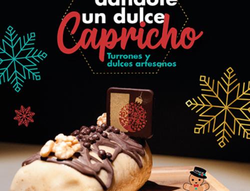 Chocolates Capricho endulza la Navidad con sus turrones artesanos e interesantes talleres en su obrador