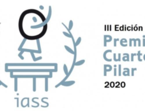 Los premios Cuarto Pilar ponen en valor la labor de usuarios, trabajadores y centros de Servicios Sociales y fijan referentes para seguir mejorando