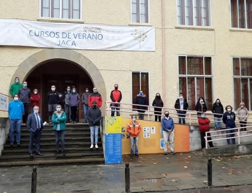 Los Cursos Extraordinarios de la Universidad de Zaragoza se clausuran con éxito de participación de estudiantes y profesores