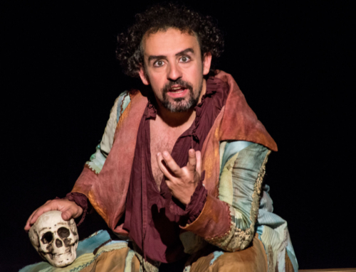 """La obra """"Ser o no ser"""" de la compañía aragonesa Gato Negro Teatro llega esta semana a Teatro Arbolé"""
