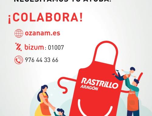 Arranca la campaña del Rastrillo Aragón de la Fundación Federico Ozanam con el objetivo de recaudar fondos para cubrir las consecuencias de la pandemia