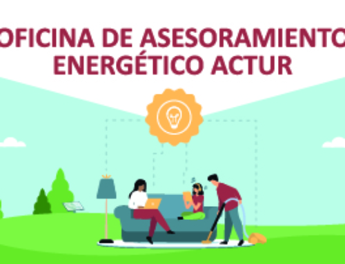 La Junta de Distrito Actur-Rey Fernando-Parque Goya pone en marcha la Oficina para la Eficiencia Energética para que los vecinos y vecinas puedan informarse sobre el ahorro y el autoconsumo.