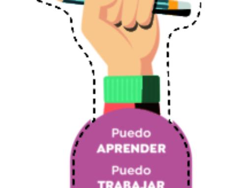 """""""Puedo aprender, puedo trabajar"""", lema del Día Mundial de Concienciación sobre el Autismo, que se celebra el 2 de abril"""