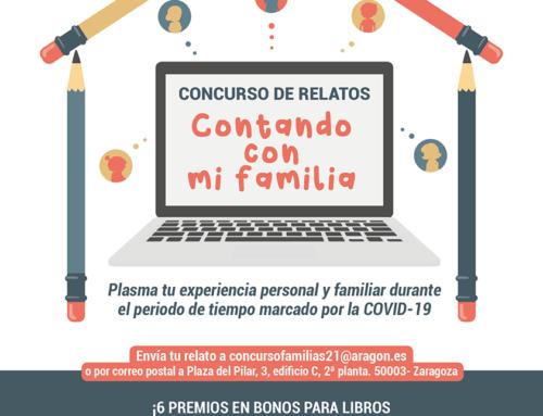 Ciudadanía convoca la segunda edición del Concurso de Relatos Cortos con motivo de la conmemoración del Día de la Familias