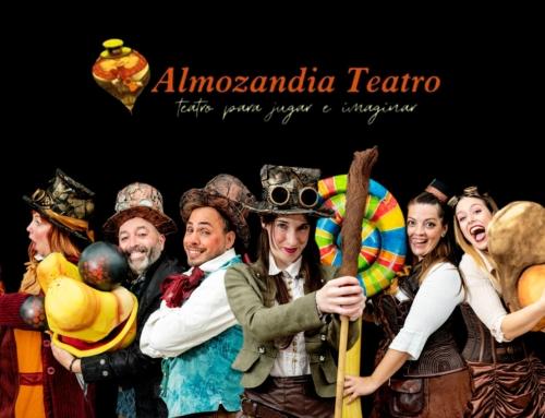 Almozandia Teatro, más creativa y combativa que nunca, lanza un crowfunding para no retrasar su nuevo disco recopilatorio ¡Pim, pam, fuera!
