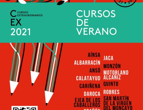 Los Cursos Extraordinarios de Unizar inician el lunes 28 una nueva edición con más del doble de títulos que en 2019
