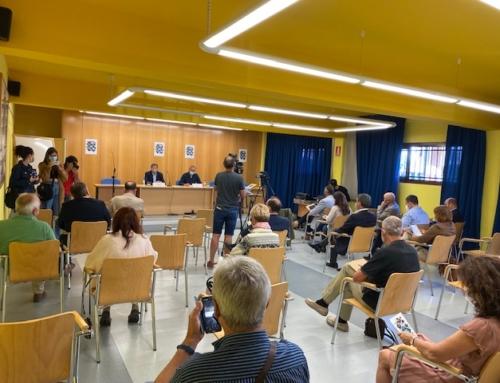 Soro destaca en Jaca la labor de municipios y organizaciones para impulsar el Camino de Santiago como eje vertebrador