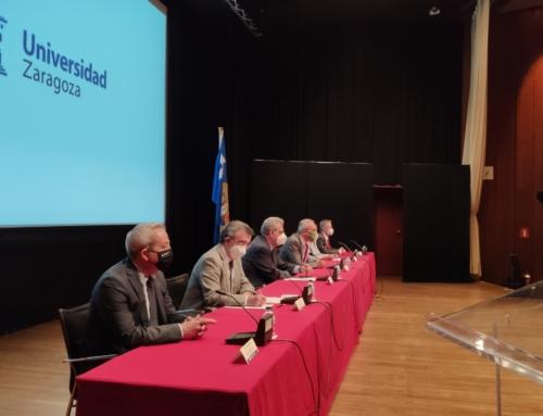 Éxito de convocatoria en la primera semana de los Cursos Extraordinarios de la Universidad de Zaragoza